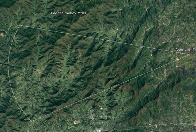 asheville farm webcam aerial view